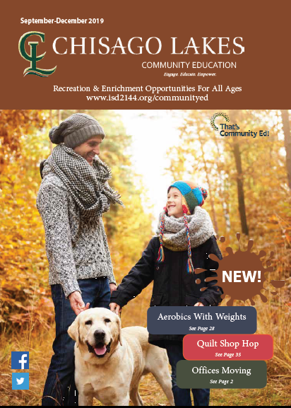 CL Community Ed. Catalog