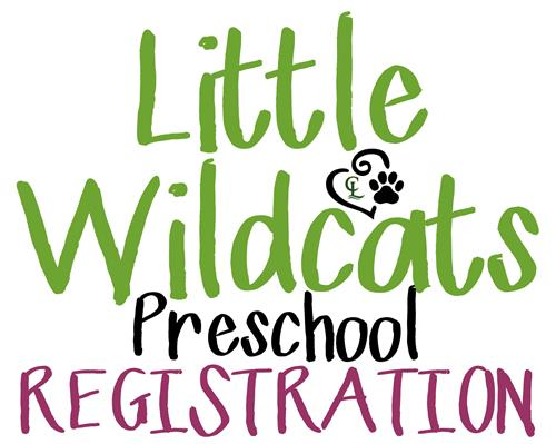 Little Wildcats Preschool Registration